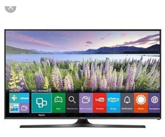 Tv Samsung 48 Tela Quebrada