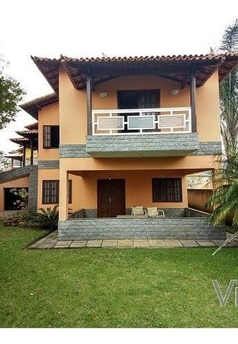 Imagem 1 de 15 de Casa Sobrado Em Cond. Ponteio  -  Miguel Pereira - 993