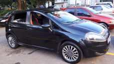 Fiat Punto 2008 Sporting 1.8 8v Flex Airbag Abs Ar Digital