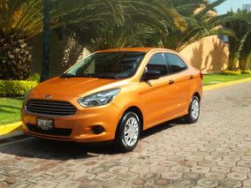 Ford Figo 1.5 Impulse Aa Sedan Mt 2016
