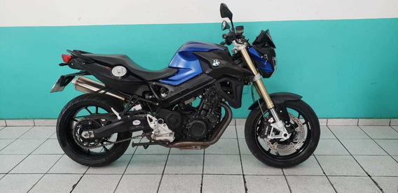 Bmw F800r Ride Naked