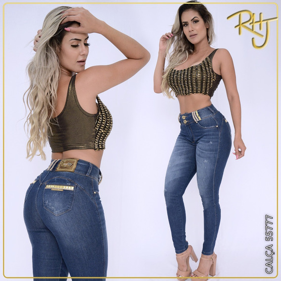 Calça Feminina Skinny Rhero Jeans 55777
