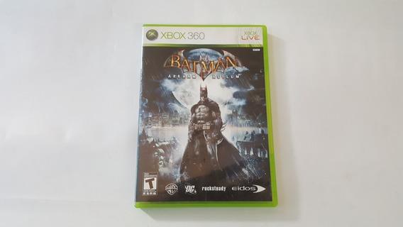 Jogo Batman Arkham Asylum - Xbox 360 - Original