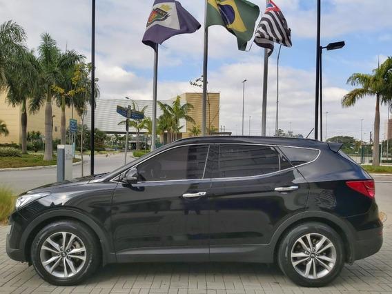 Hyundai Santa Fé 2015 3.3 4x4 7 Lugares V6 270cv Blindada