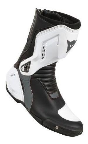 Botas Moto Dainese Nexus Black-white / Lavalle Motos