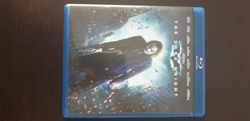 Película Blu Ray Batman Inicia