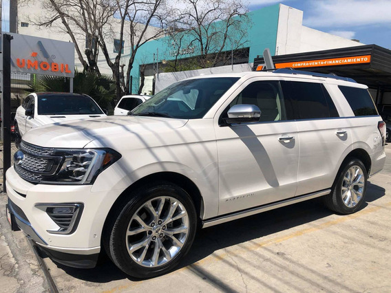 Ford Expedition 3.5 Platinum 4x4 Mt 2018