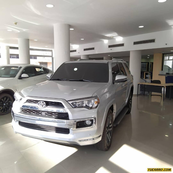 Toyota 4runner Limited 4x4 Cero Km