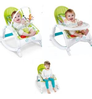Silla Mecedora Portátil Para Bebe Nuevos