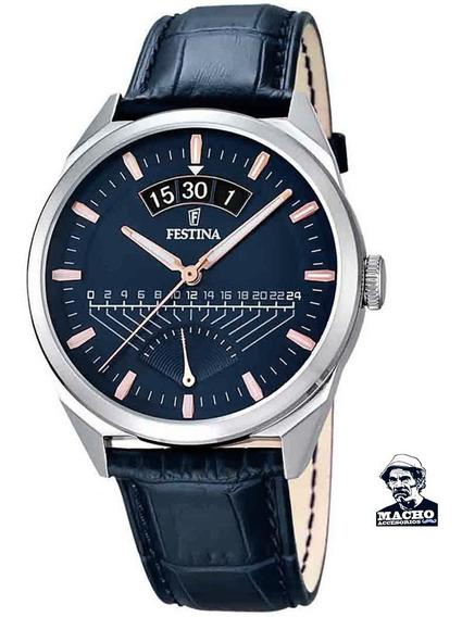 Reloj Festina F16873/3 En Stock Original Nuevo Con Garantia