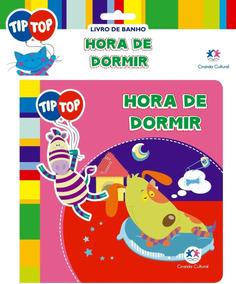 Hora De Dormir - Livro De Banho - Col. Tip Top