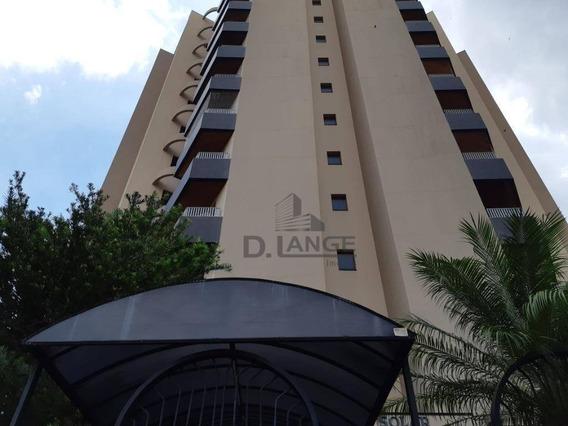 Vendo P/ Investidor - Já Locado - Edifício Solar Das Fontes - Vila Itapura - Campinas - Ap3639. - Ap16948