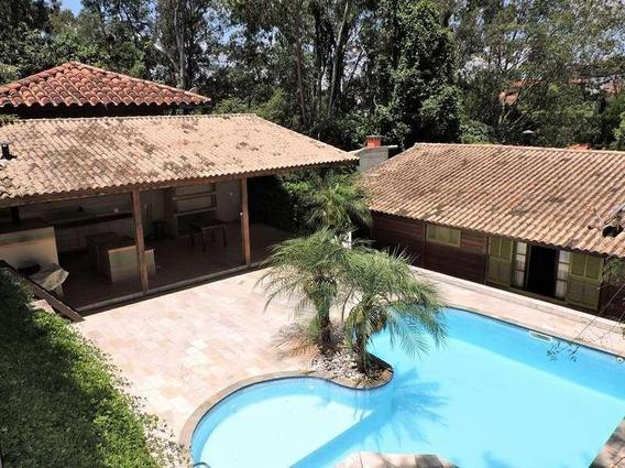 Casa Para Locação Em Cotia, Granja Viana, 3 Dormitórios, 3 Suítes, 4 Banheiros, 4 Vagas - 51_1-877615