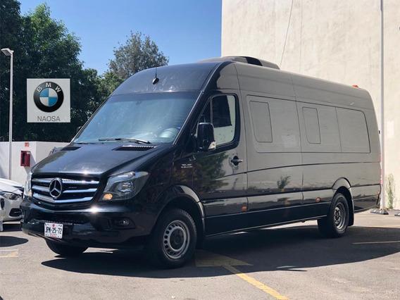 Mercedes Benz Sprinter Pasajeros 2018 Bellovan