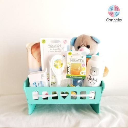 Canasta De Bienvenida Bebé - Nacimiento