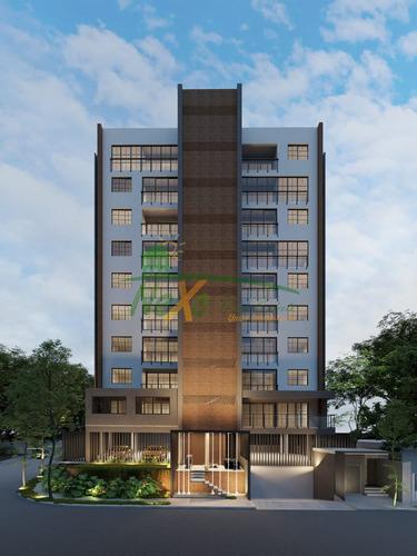 Apartamento Tipo Suites Con Piscina En Santiago (eaa-342 A)