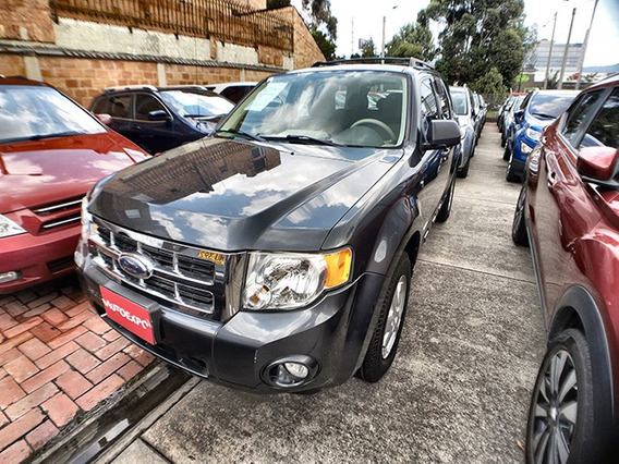 Ford Escape Xlt Aut 3 Gasolina 4x4