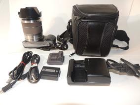 Câmera Sony Nex - C3 16.2 Mega Digital - Apenas 2028 Cliques