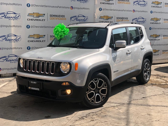 Jeep Renegade 1.8 Latitud 4x2 Ta