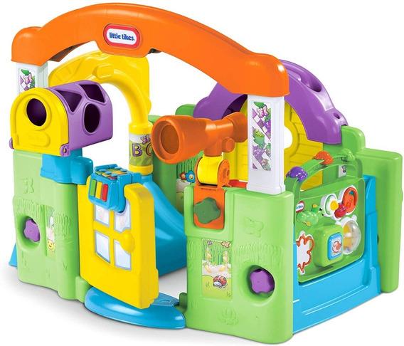 Centro De Actividades Niños Little Tikes Casita Envio 24 Hor