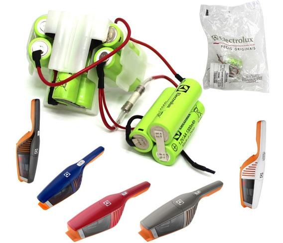 Bateria Aspirador Erg10/11/12/13/14 Electrolux - Original