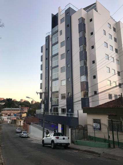 Apartamento 02 Quartos - Centro Barbacena