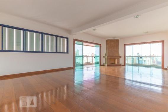 Apartamento No 17º Andar Com 5 Dormitórios E 4 Garagens - Id: 892990886 - 290886