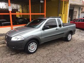 Fiat Strada 1.4 Working Cab.estendida Flex Completo 2013