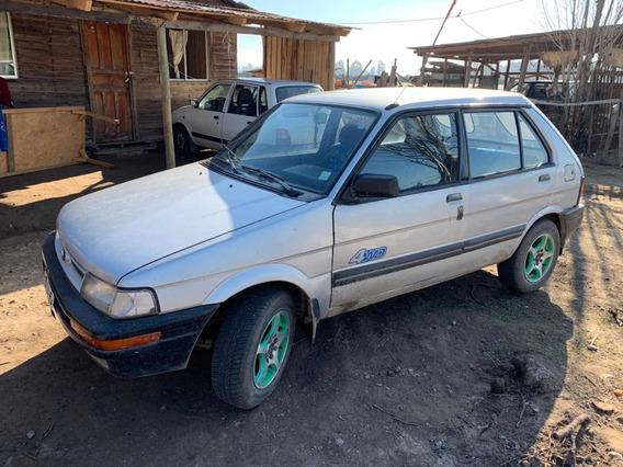 Subaru Justy 1.2 4wd 4x4