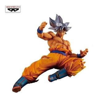 Goku Ultra Instinto Son Goku Fes Banpresto Dragon Ball Super