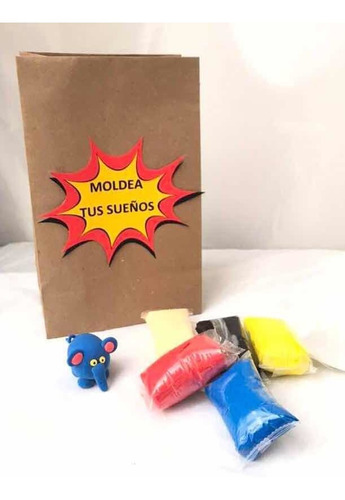 Sorpresa Fiesta Infantil: Kit De Arte Plasti Fomy