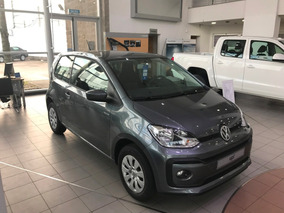 Volkswagen Up! High Up 3 Puertas Vw Nuevo 2017 0km Gris