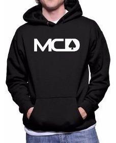 Blusa De Moletom Mcd