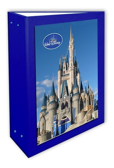 Album Castelinho Disney Royal 10x15 - 360 Fotos + Brinde*