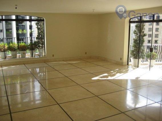 Apartamento Com 4 Dormitórios À Venda, 468 M² Por R$ 6.500.000 - Jardim Paulista - São Paulo/sp - Ap5645