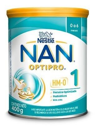 Formula Infantil Nan 1 Optipro X400 Gr