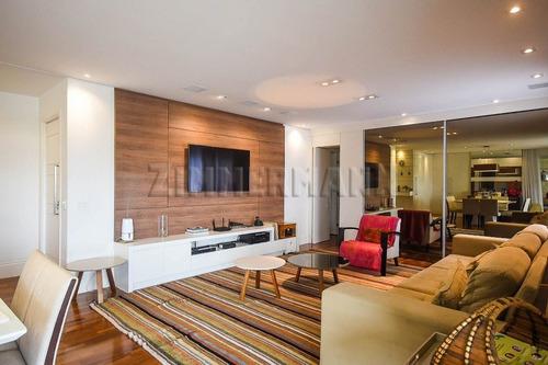 Imagem 1 de 15 de Apartamento - Vila Romana - Ref: 120762 - V-120762