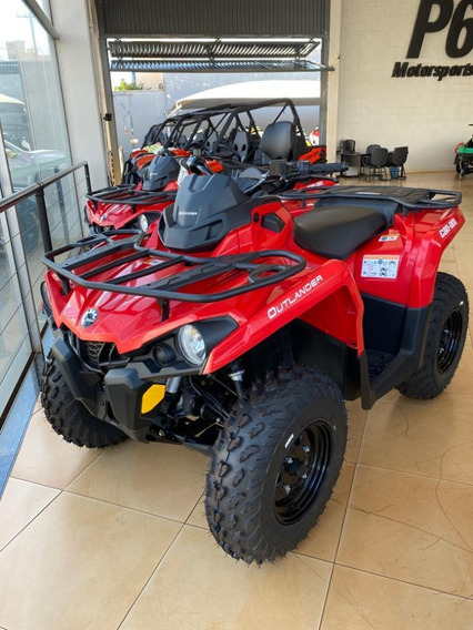 Can Am Outlander 570 Ho 2019 Zero Pronta Entrega Posto 6