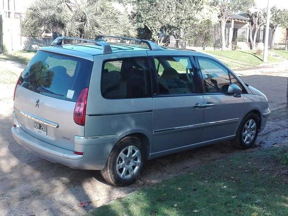 Peugeot 807 2009 2.0 St Hdi 7 Asientos