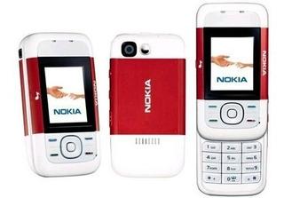Lote Com 3 Nokia 5200, 4 Nokia 7373, 1 Nokia Lumia 720