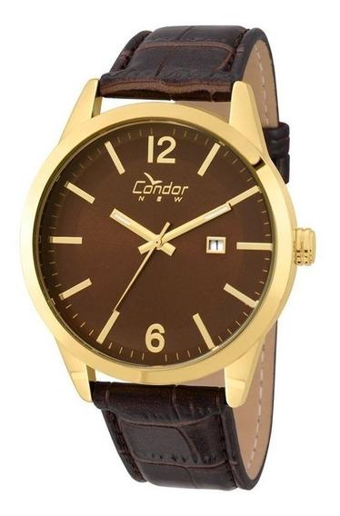 Relógio Condor Feminino Dourado - Copc32ac/2m