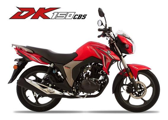 Suzuki Dk 150 Cbs | Honda Titan 160 ( A )