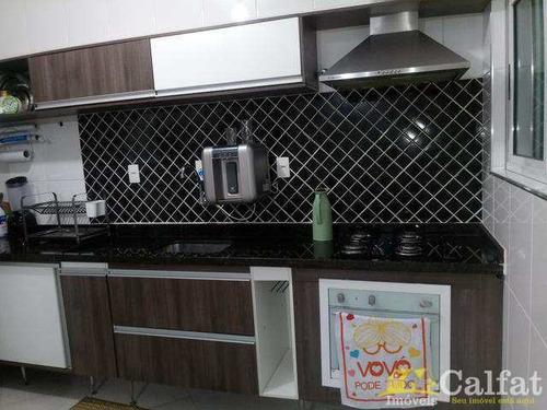 Apartamento Com 2 Dorms, Canto Do Forte, Praia Grande - R$ 310 Mil, Cod: 508 - V508