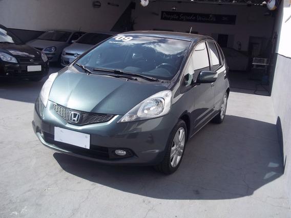 Lindo Honda Fit 1.5 Ex Flex Aut. - Completo 2° Dono - Novo