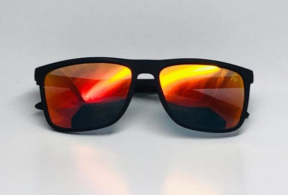 Óculos Solar Espelhado E Polarizado Promoção De Lançamento