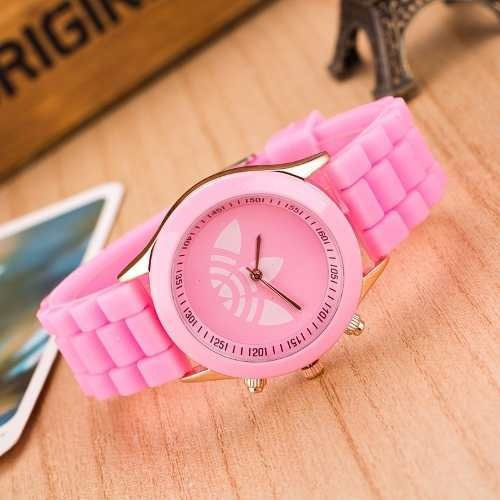 Relógio adidas Feminino Diversas Rosa Cores Colorido