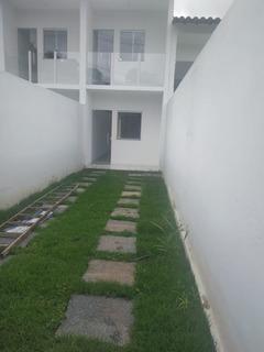 Casa Geminada Para Venda Em Betim - Nossa Senhora Das Graças - Glu220