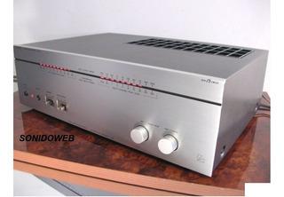 Amplificador Luxman M-120 Mk 2 Estereo Hi Fi Hecho En Japon