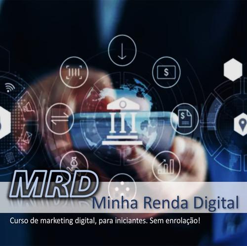Imagem 1 de 7 de Curso De Marketing Digital - Mrd