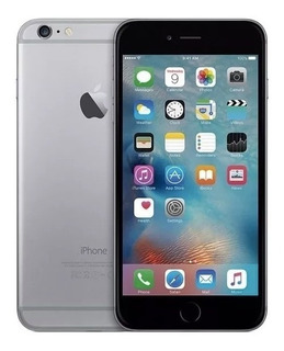 iPhone 6 Plus 16 Gb - Space Gray - Usado Impecable